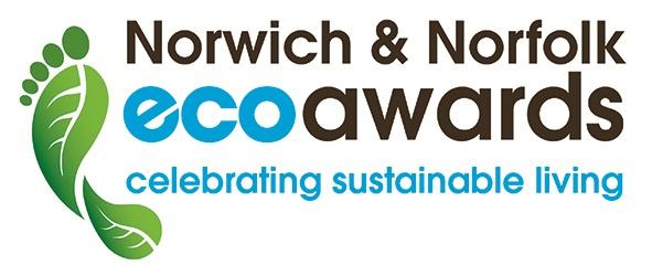 Norwich and Norfolk Eco-awards logo_strap_cmyk
