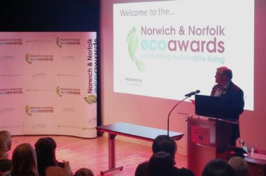 Recognising Eco Activities in Norfolk!
