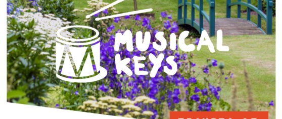 Ditchingham Garden OPEN DAY for Musical Keys